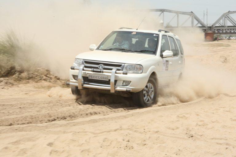Tata Motors Full Throttle Team Bags Inaugural JK Tyre Indian National TSD Rally Championship