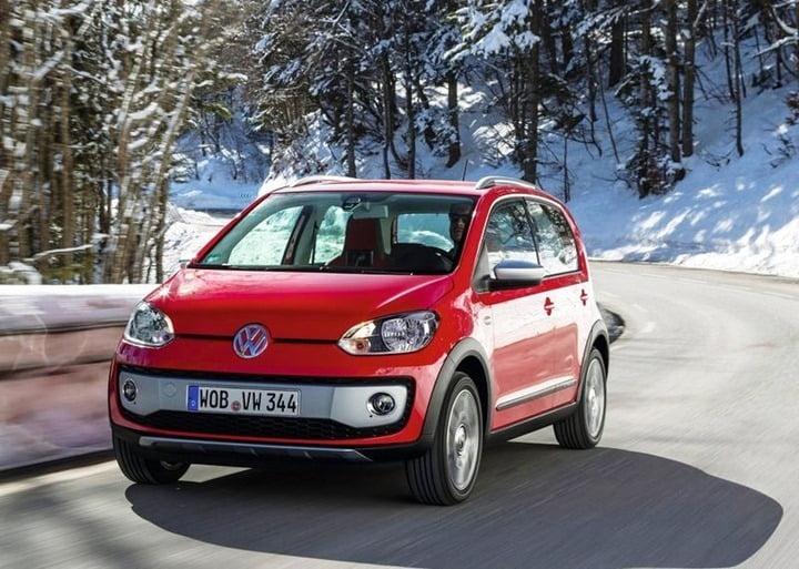 Volkswagen Cross Up (2)