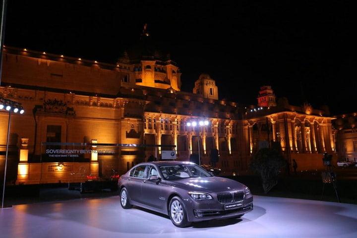 2013 BMW 7 Series India (1)