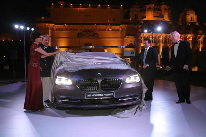 2013 BMW 7 Series India (2)