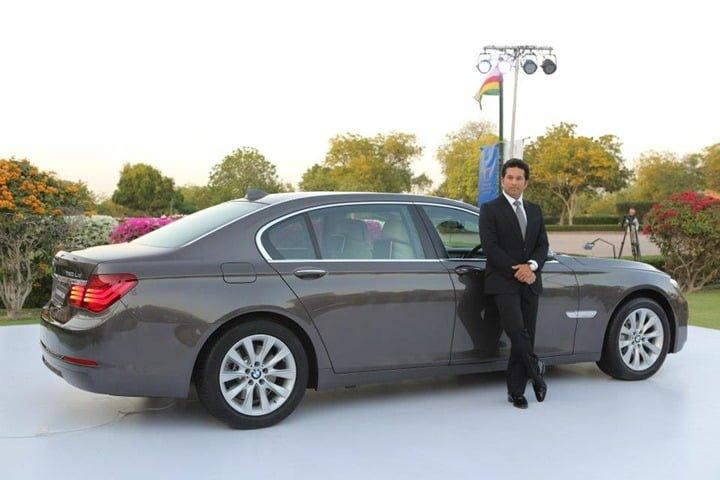 2013 BMW 7 Series India (3)