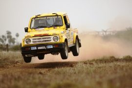 2013 Indian National Rally Championship Kicks Off