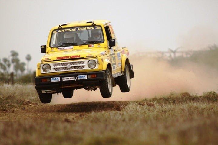 2013 Indian National Rally Championship (1)