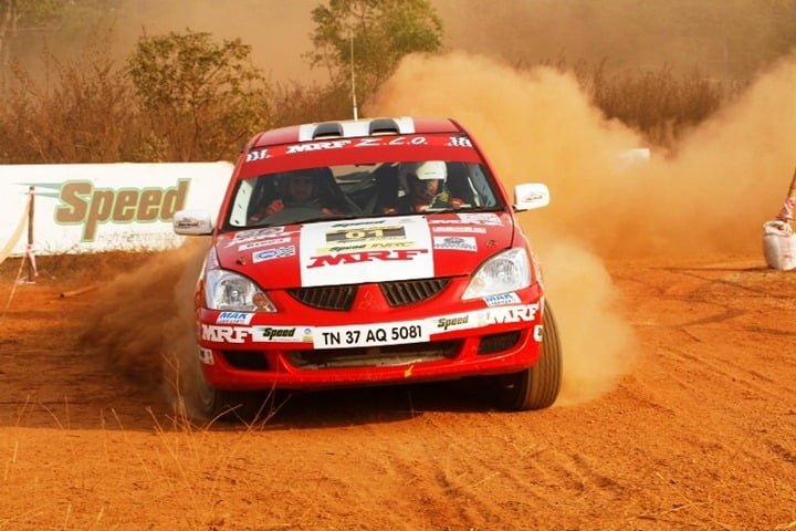 2013 Indian National Rally Championship (2)