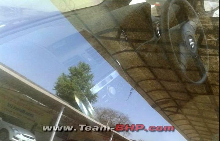 2013 Maruti SX4 New Model Interiors