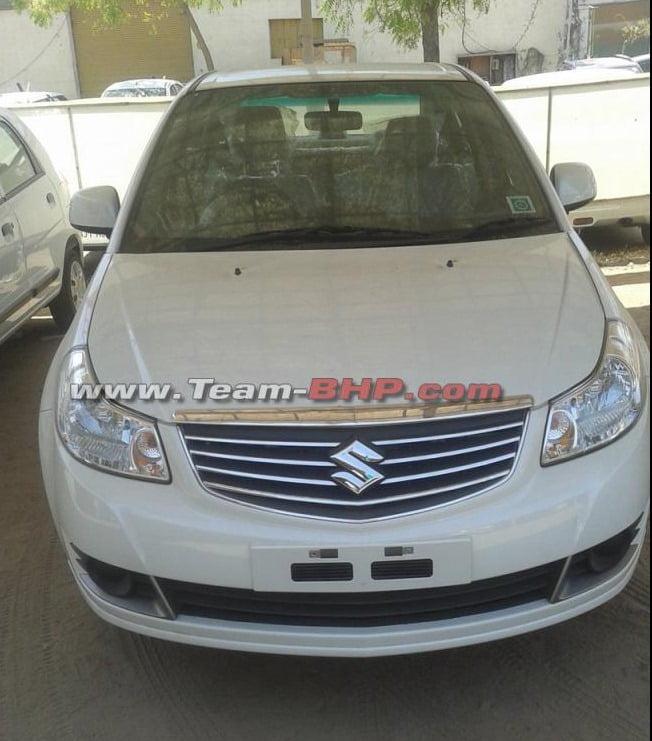 2013 Maruti SX4 New Model