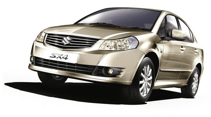 2013 Maruti SX4