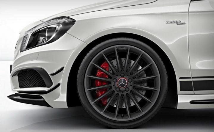 2014 Mercedes A45 AMG