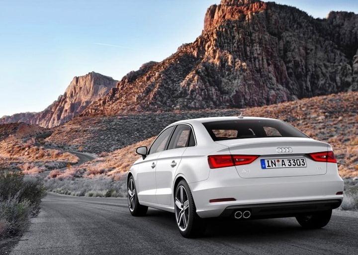 2014 Audi A3 Sedan (3)