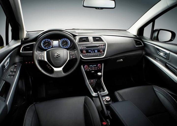 2014 Suzuki SX4 (5)