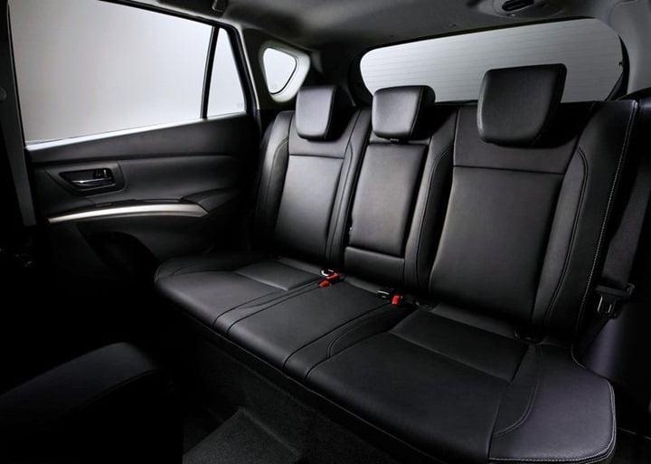 2014 Suzuki SX4 Crossover Launched At Geneva Motor Show