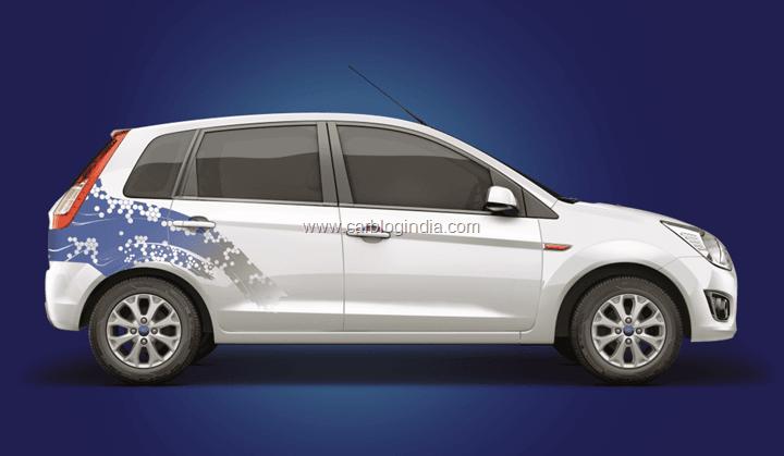 Ford Figo Celebration Edition India