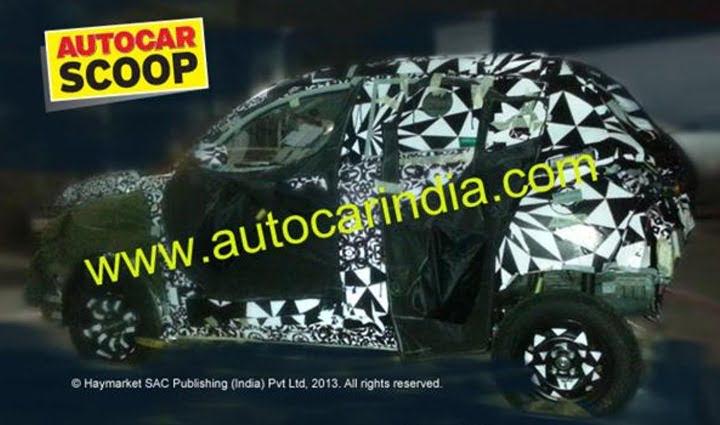 Mahindra Compact SUV Under Quanto