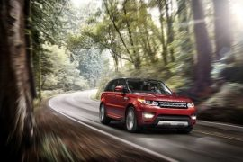 2014 Range Rover Sport Official Video, Pictures, Features And Details
