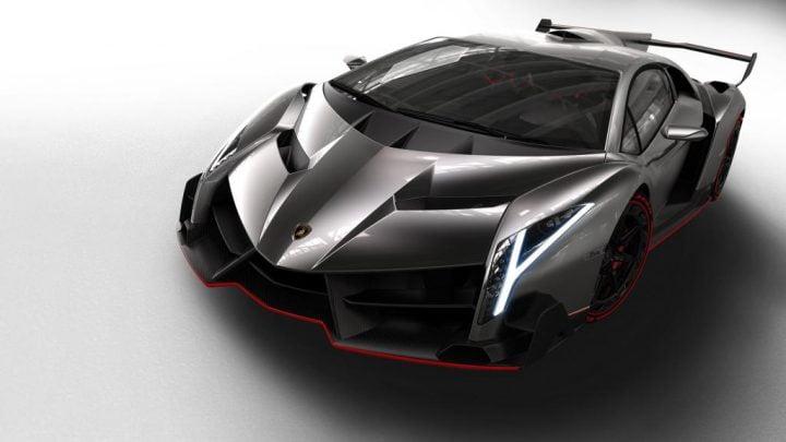 Lamborghini Veneno Launched