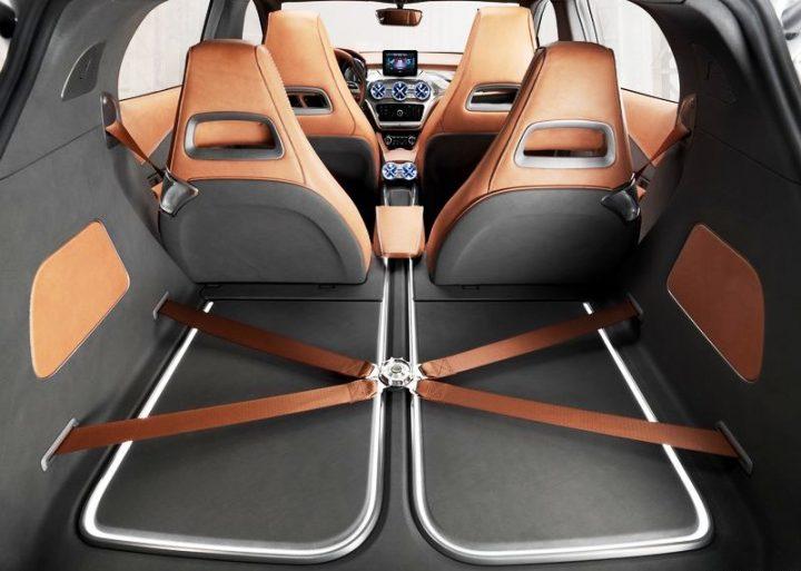 2013 Mercedes GLA Compact SUV Concept (1)
