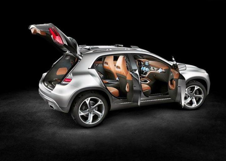 2013 Mercedes GLA Compact SUV Concept (10)
