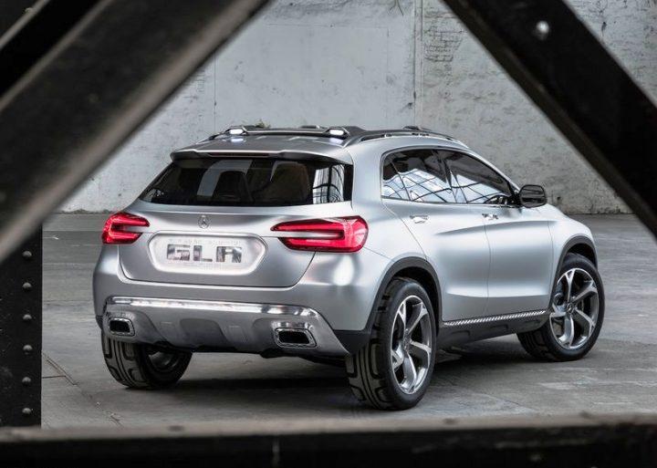 2013 Mercedes GLA Compact SUV Concept (3)