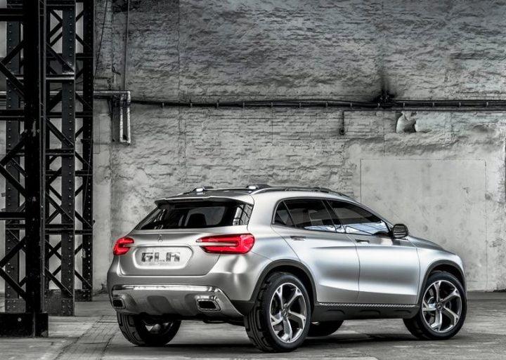 2013 Mercedes GLA Compact SUV Concept (4)