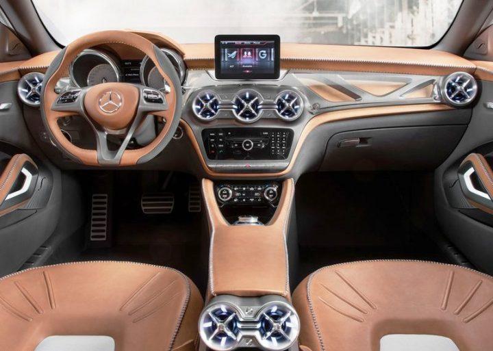 2013 Mercedes GLA Compact SUV Concept (6)