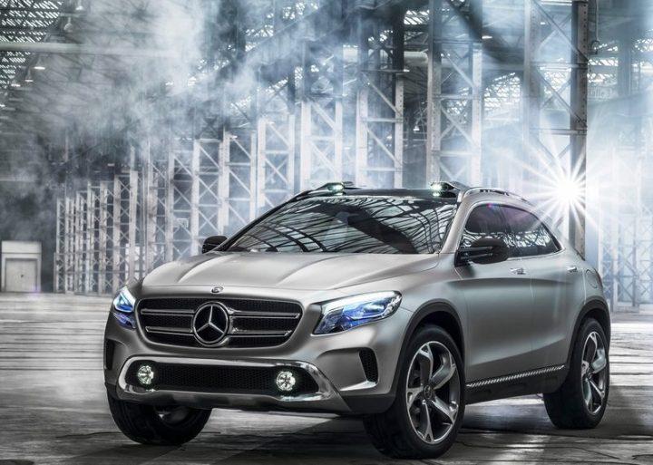 2013 Mercedes GLA Compact SUV Concept (7)