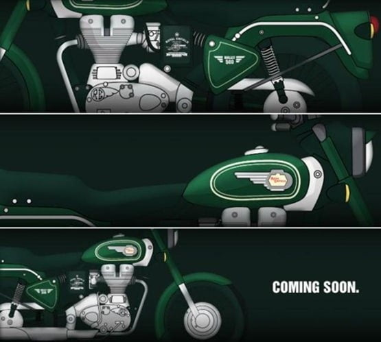 2013 Royal Enfield Bullet 500– An All New Bullet Coming Soon