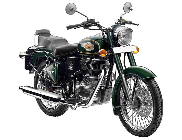 Best Bikes Under 2 Lakhs - Royal Enfield Bullet 500