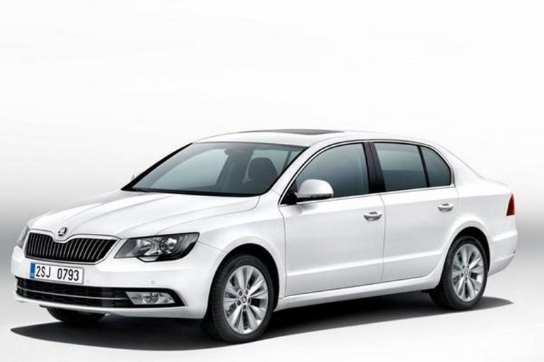 Skoda Superb Facelift Launched, Priced From Rs. 18.87 Lakh