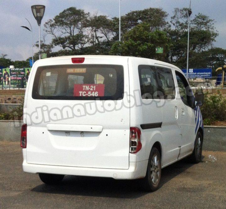 Ashok-Leyland-Stile-spied-chennai-3