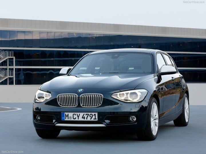 BMW 1-Series Slated For 2013 September India Launch
