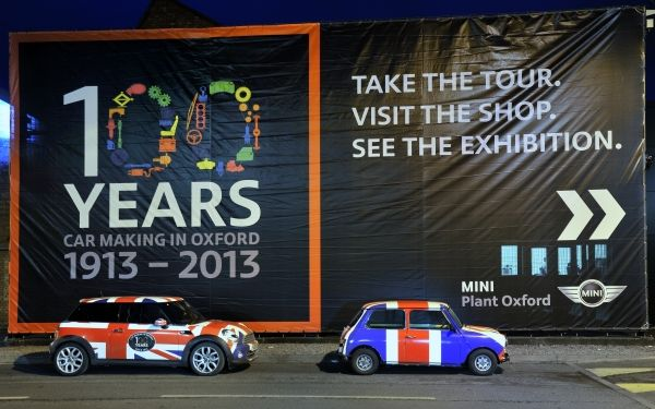 BMW Mini Celebrates 100 Years (1)