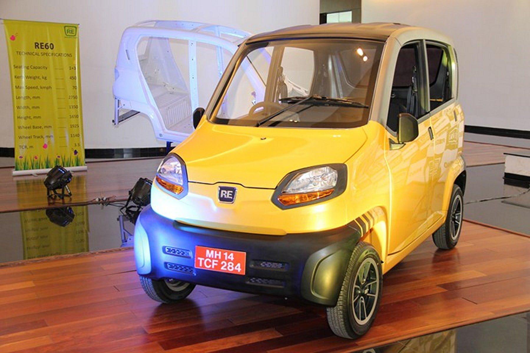 Bajaj New Car Specification