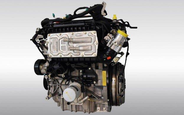 Ford EcoSboost 1.5 Litre Petrol Engine