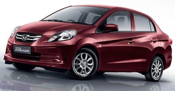 Honda Amaze Car Models And Price