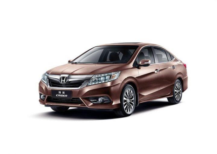 Honda Crider Sedan (4)