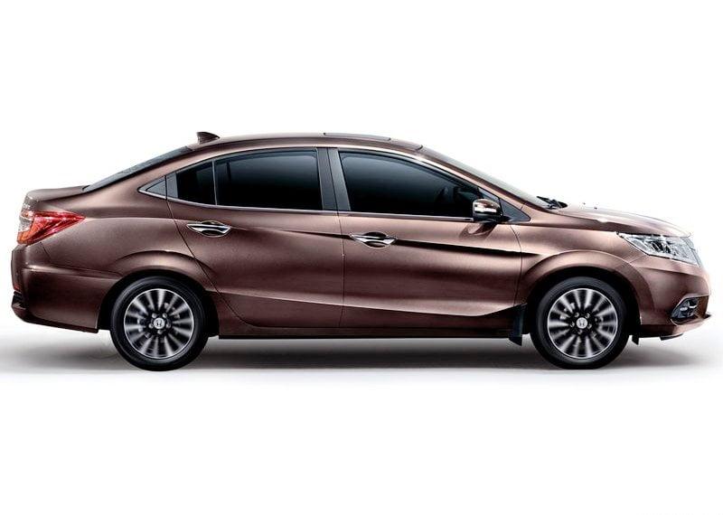 2014 Honda Crider Launched At Shanghai- Between Civic And Accord