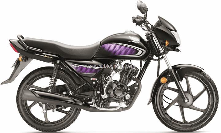 Honda Dream Neo Official Picture