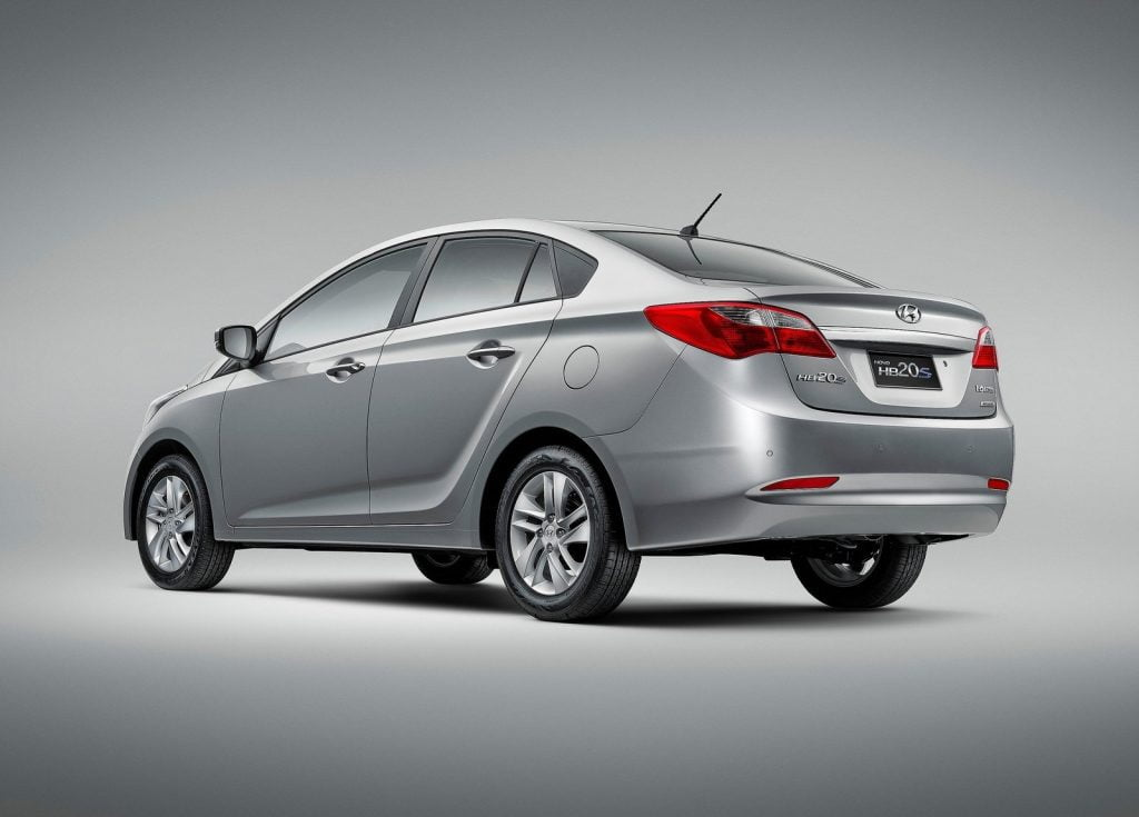 Hyundai I20 Sedan To Launch In India Soon Hb20s Launched