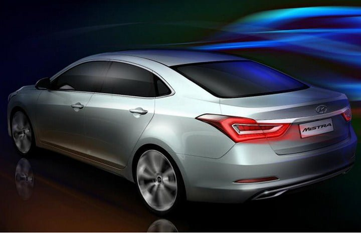 "<img src=""https://www.carblogindia.com/wp-content/uploads/2013/04/Hyundai-Mistra-Concept-1-Copy.jpg"" alt=""Hyundai Mistra Sedan Concept Launched at the 2013 Shanghai Motor Show"" width=""720"" height=""465"" class=""alignnone size-full wp-image-20582"" /"