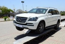 Mercedes Benz Star Drive Experience 2013 Reaches Ahmedabad