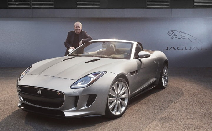 Jaguar F-Type Wins World Car Design Of The Year 2013