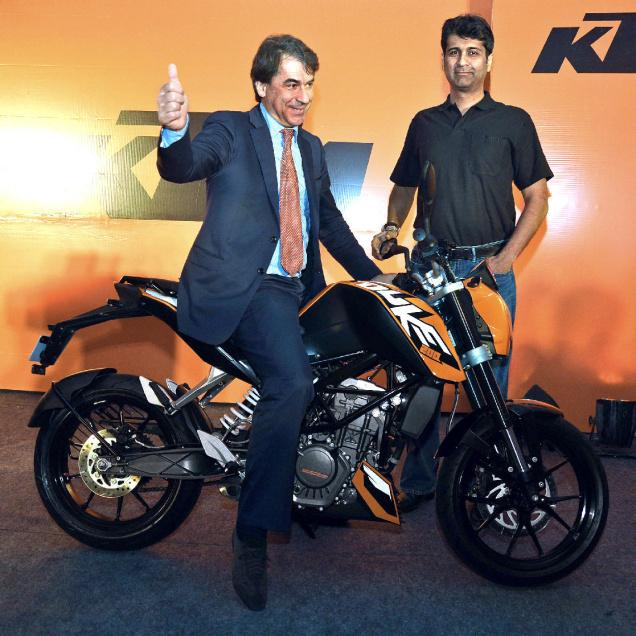 Bajaj To Acquire Majority Stake In KTM?