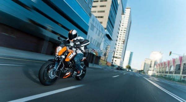 KTM To Launch Motorcycle Placed Between Duke 200 And 390