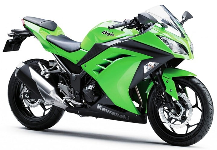 Kawasaki Ninja 300R India Pricing