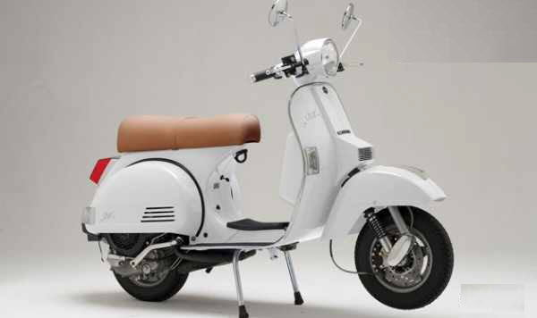 LML automatic scooter for India