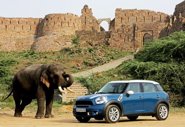 MINI Begins Local Production of MINI Countryman in India (Copy)