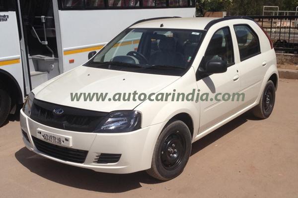 Mahindra Verito Vibe Hatchback