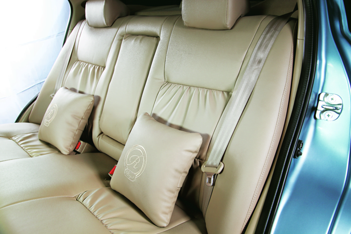 Maruti Swift Regal Interiors
