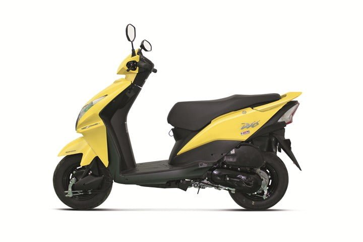 Honda Dio & Dream Yuga Wins India Design Mark
