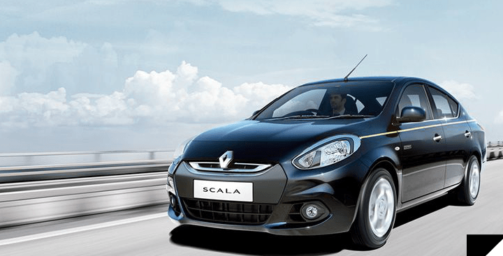Renault Scala Travelogue Edition Front Left Quarter